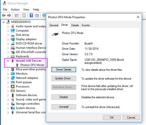 Dfu Mode Driver Download