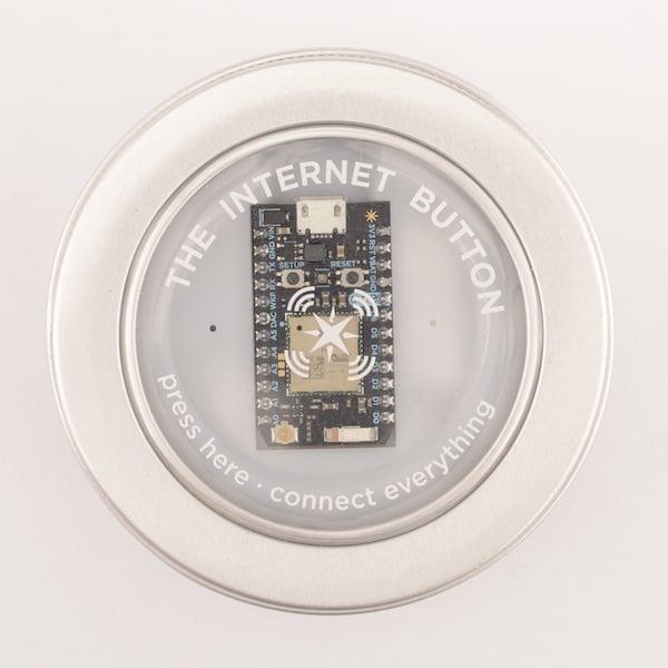 Particle Internet Button