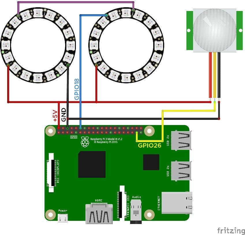 Particle Tutorials   Raspberry Pi Security Camera