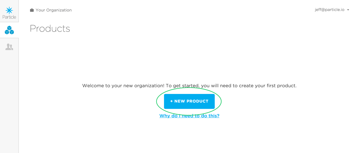 Your product page