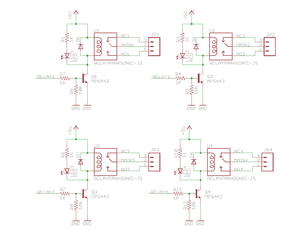 Particle Datasheets Legacy Accessories E Wiring Diagram Symbols Pointing Down Relay Shield Schematic Control